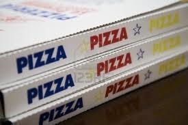 Contenitori per pizza