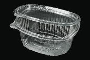 Vaschette di plastica